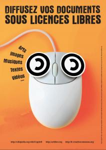 Libérez vos oeuvres et vos créations : diffusez vos documents sous licence libre